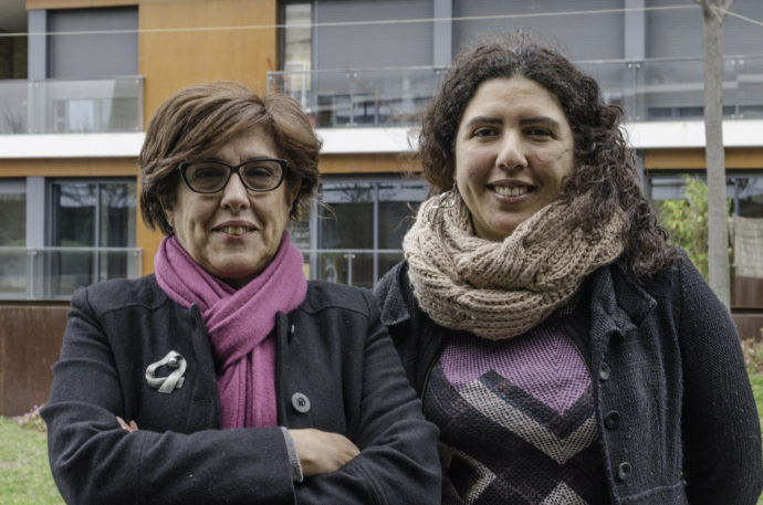 Teresa e Joana Sales